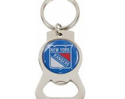 NY Rangers Key Chain Bottle Opener
