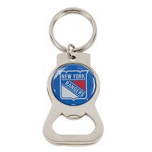 NY Rangers Key Chain Bottle Opener