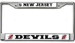 chrome-license-frame-s-devil