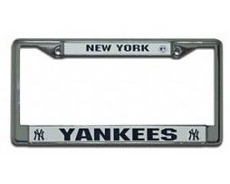 New York Yankees License Plates