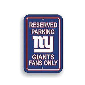New York Giants Sign