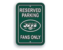 new-york-jets-parking-sign